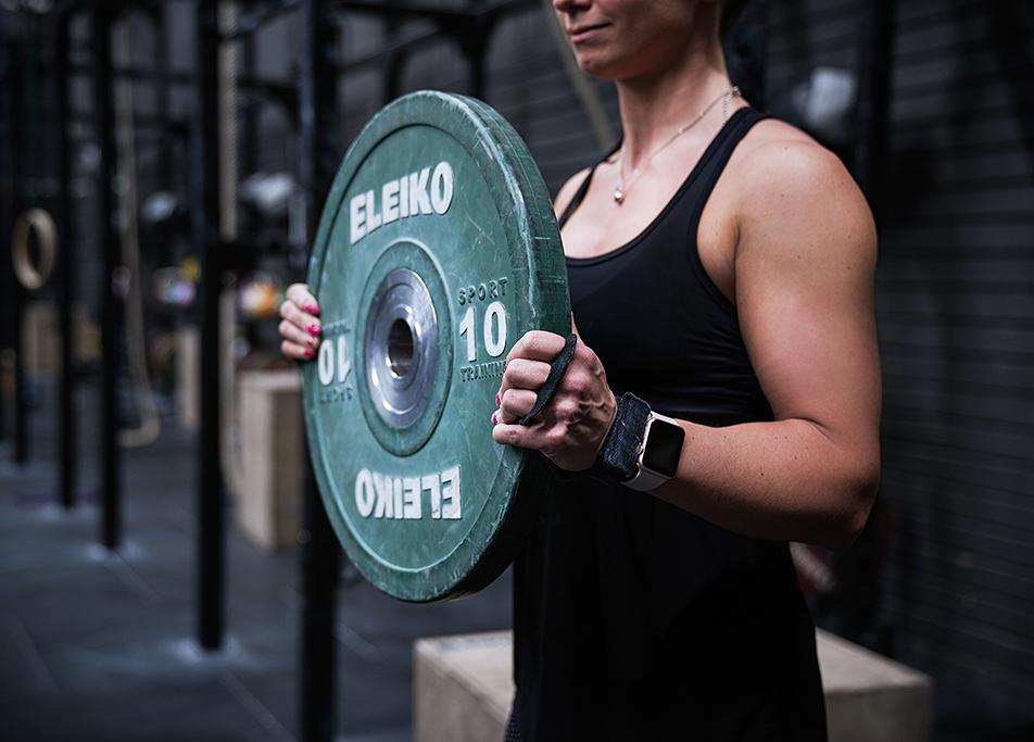 Disque CrossFit